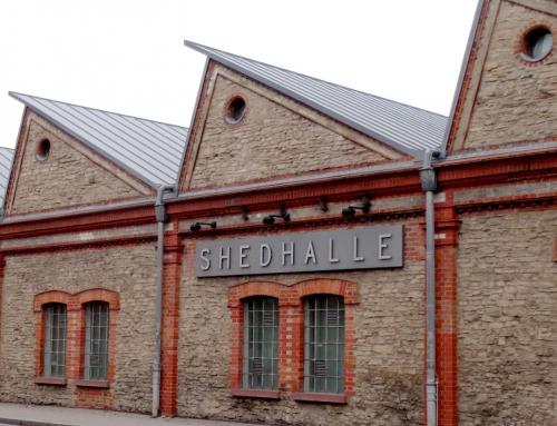 Shedhalle Pößneck